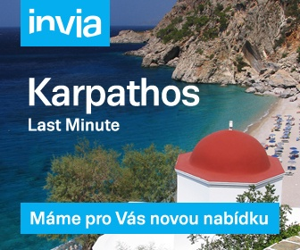 invia řecko