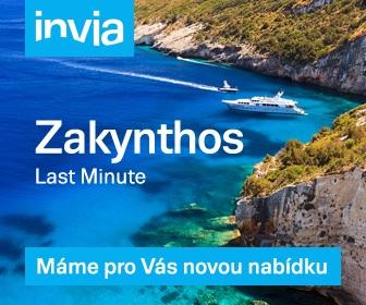 Zájezdy na Zakynthos