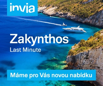 Invia Zakynthos Řecko