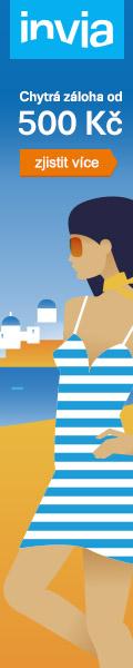 Invia - extra slevy na Řecko